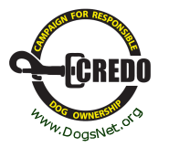 CReDO -Campaign for Responsible Dog Ownership logo